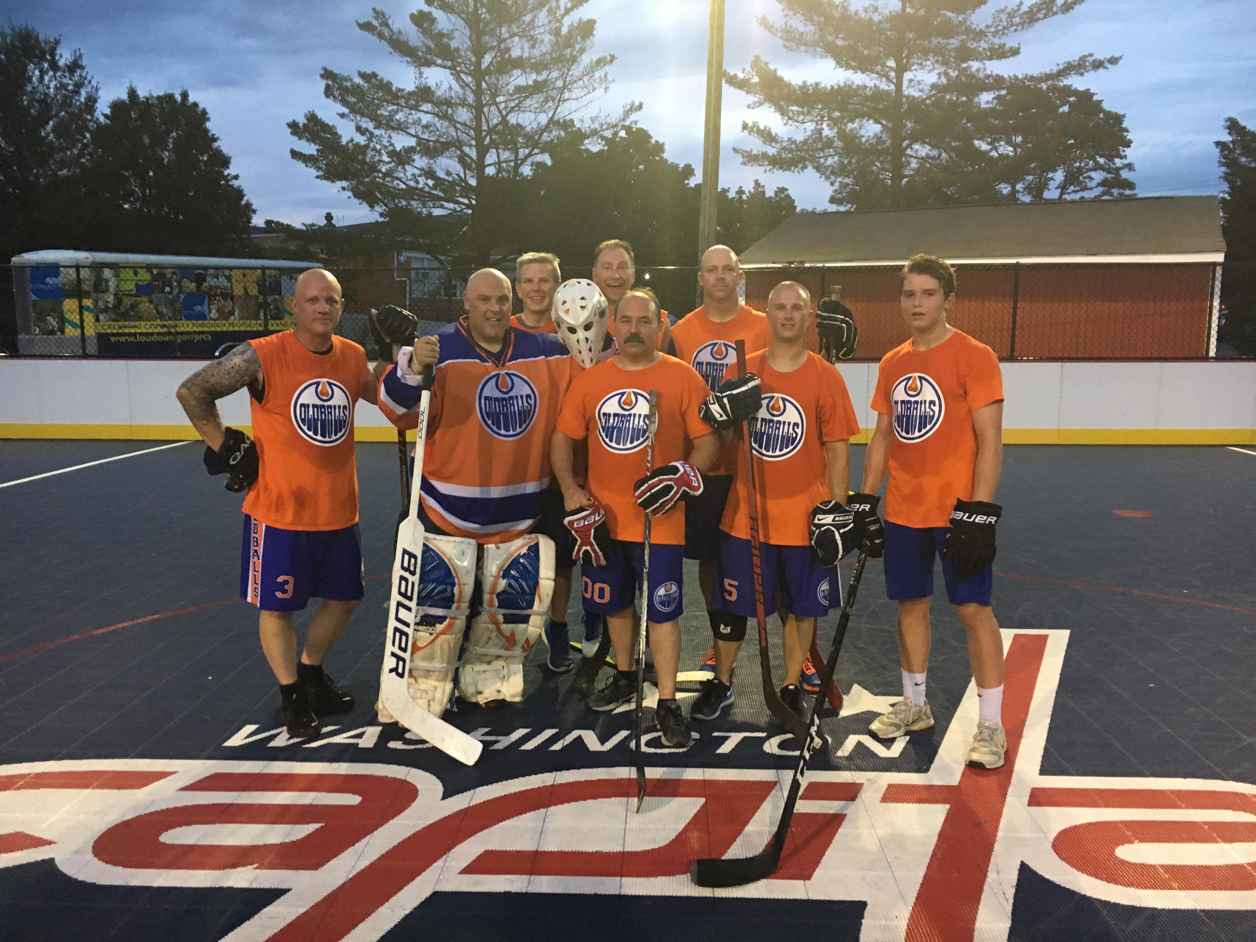 Loudoun Street Hockey League » Spring 2018 Champions!